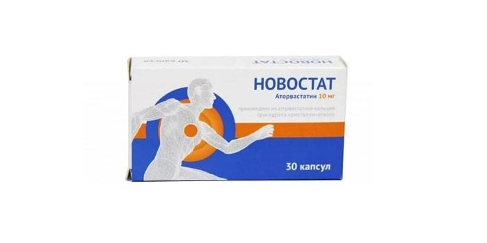 Препарат Новостат