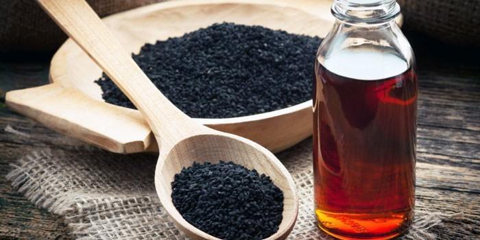 Масло черного тмина при панкреатите