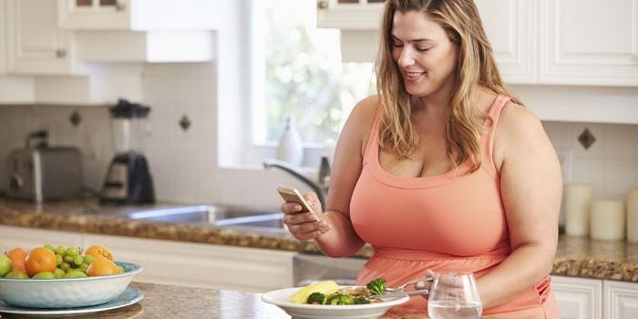 Питания при ожирении 3 степени