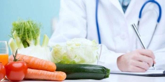 Медик и овощи