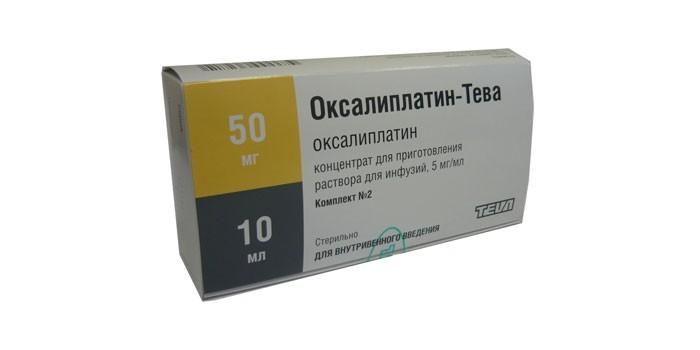 Препараты для химиотерапии при раке