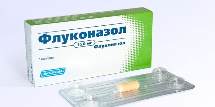 Капсула Флуконазол