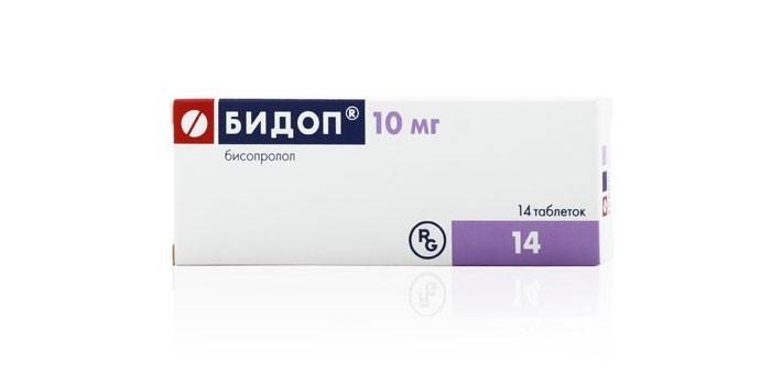 Препарат Бидоп