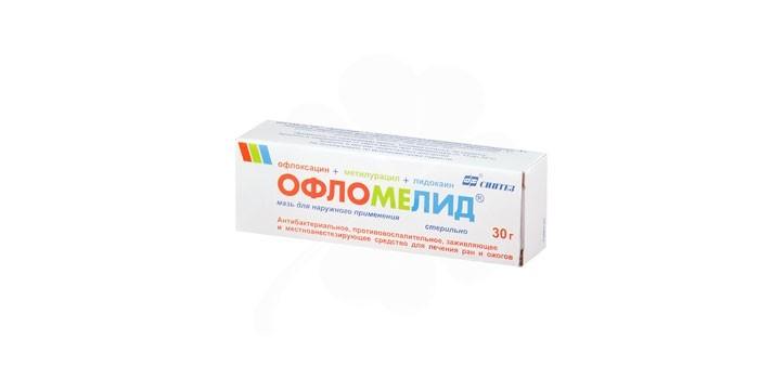 Мазь Офломелид