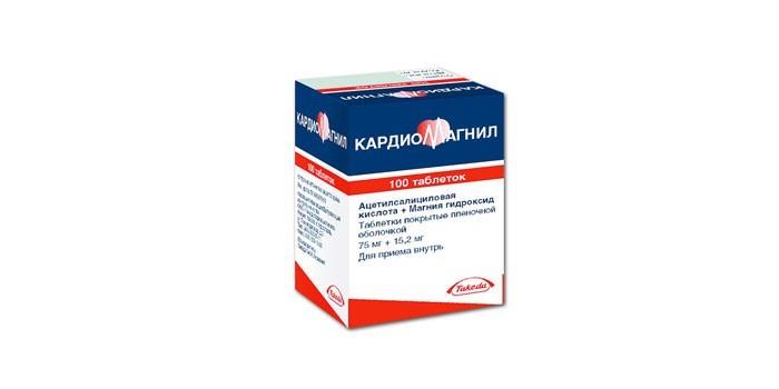 Таблетки Кардиомагнил