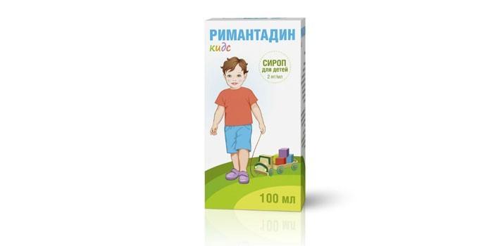 Сироп Римантадин Кидс