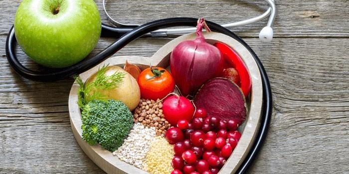 Разрешенные продукты после инфаркта