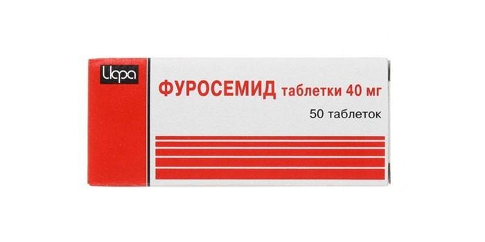 Лекарство Фуросемид