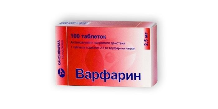 Какими аптечными средствами можно заменить Варфарин
