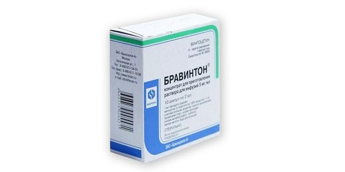 Медикамент Бравинтон