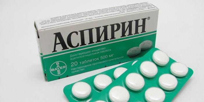 Таблетки при зубной боли у взрослого