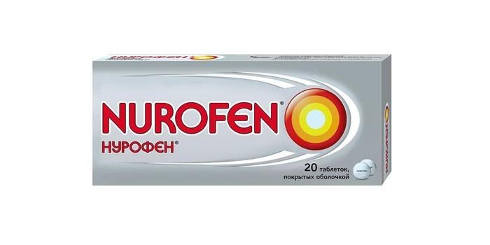 Препарат Нурофен