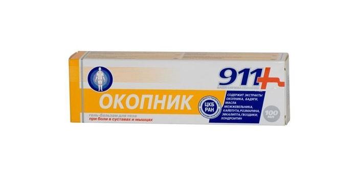 Крем Окопник