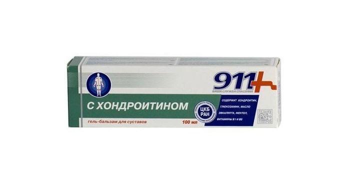Гель-бальзам Хондроитин