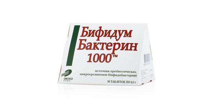 Пробиотик Бифидумбактерин