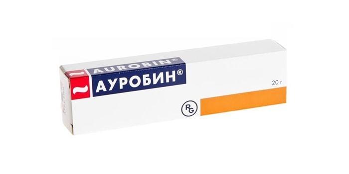 Крем Ауробин