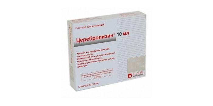 Раствор Церебролизин