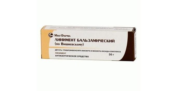 Линимент Вишневского