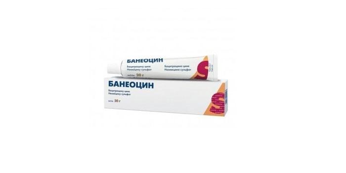 Банеоцин обеззараживающий