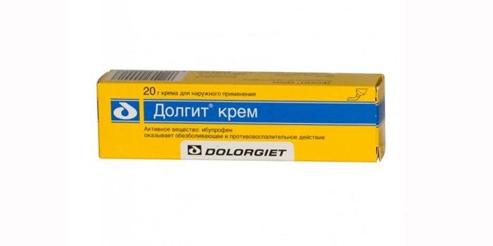 Крем Долгит