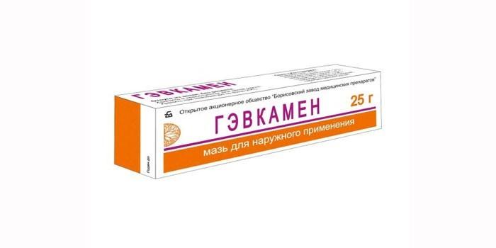 Охлаждающий препарат Гэвкамен