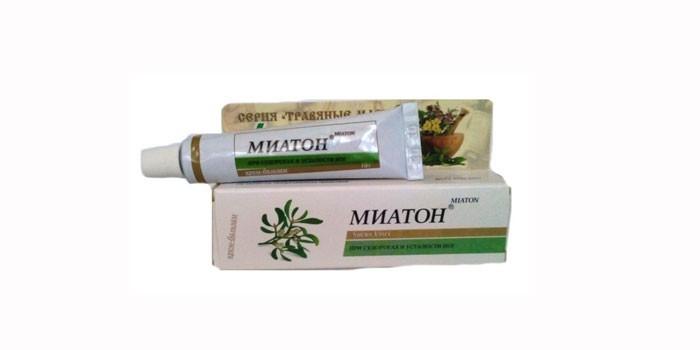 Мазь Миатон