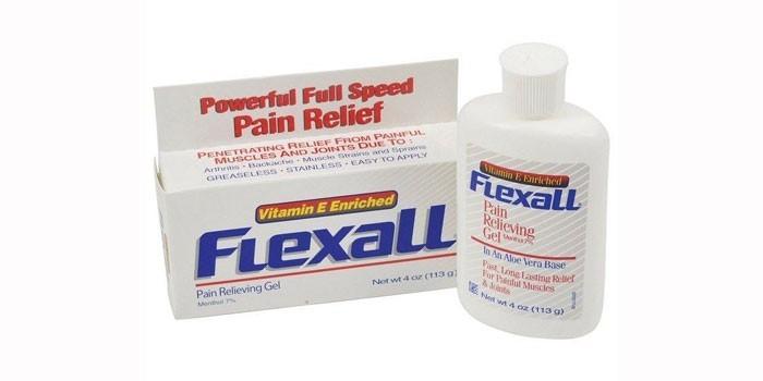 Мазь Flexall