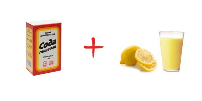 Ингредиенты для скраба