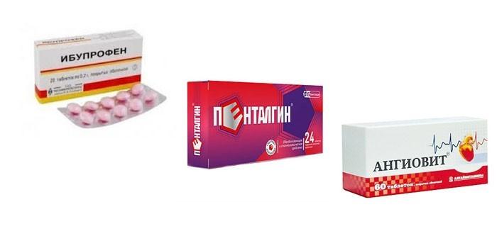 Препараты для лечения ломоты в теле