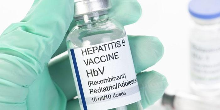 Вакцина против гепатита Б