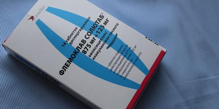 СОЛЮТАБ ФЛЕМОКЛАВ отзывы врачей отрицательные и реальные, развод или правда, цена в аптеке на 2019 19:01