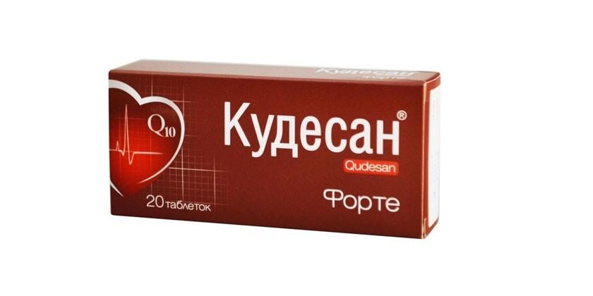 Таблетки Кудесан