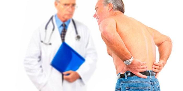 Перелом копчика — симптомы, лечение, последствия
