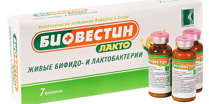 Препарат Биовестин