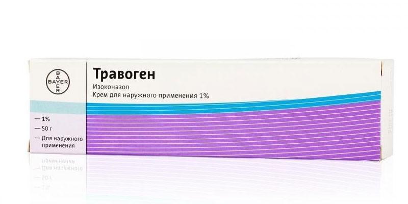 Крем Травоген
