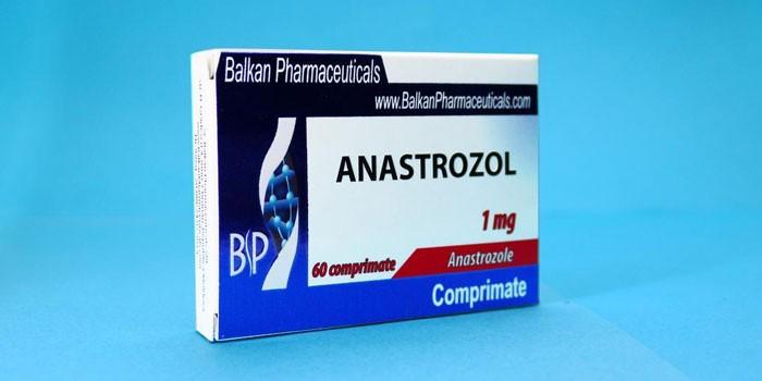 Препарат Анастрозол