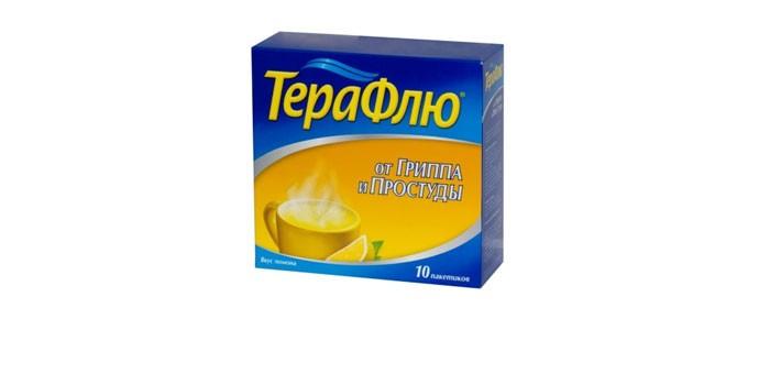 Препарат Терафлю