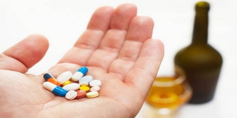 Медикаменты на ладоги
