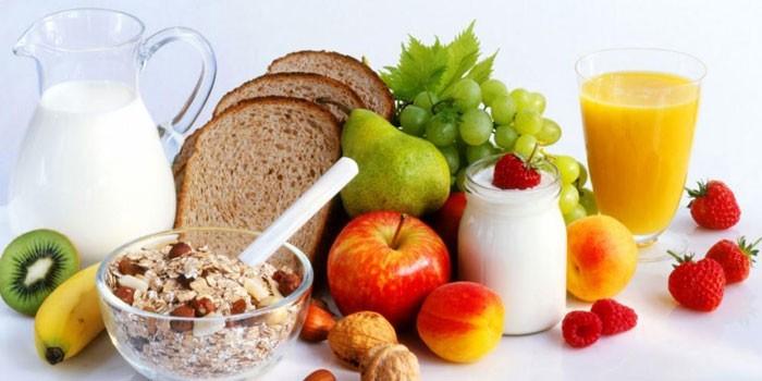 Продукты питания для диеты