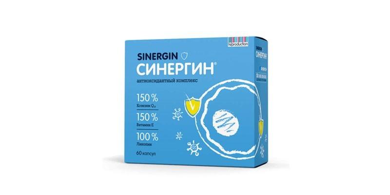 Капсулы Синергин