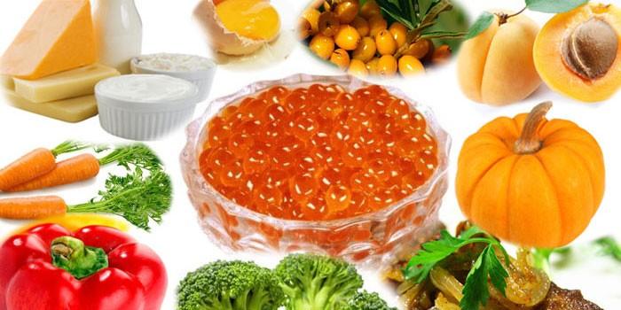 Продукты питания, овощи и фрукты