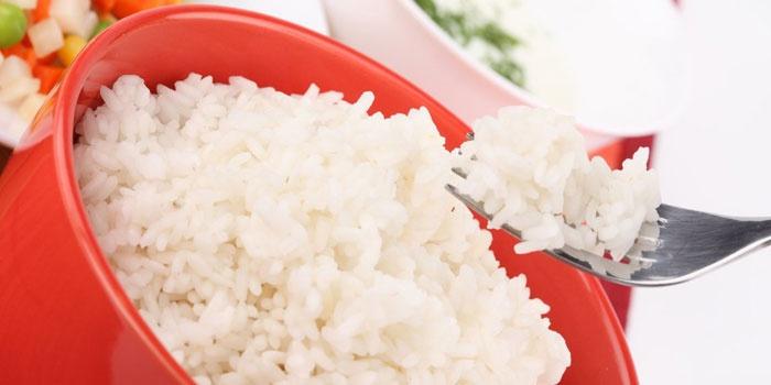 Варенный рис