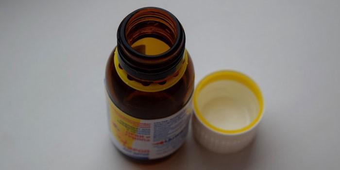 Сироп Цитовир в бутылочке