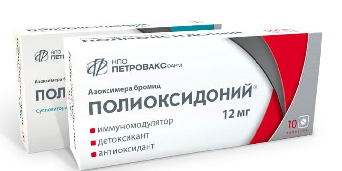 Препарат Полиоксидоний