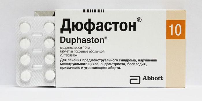 Дюфастон при аденомиозе
