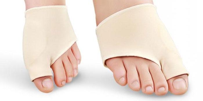 Компрессы на ногах