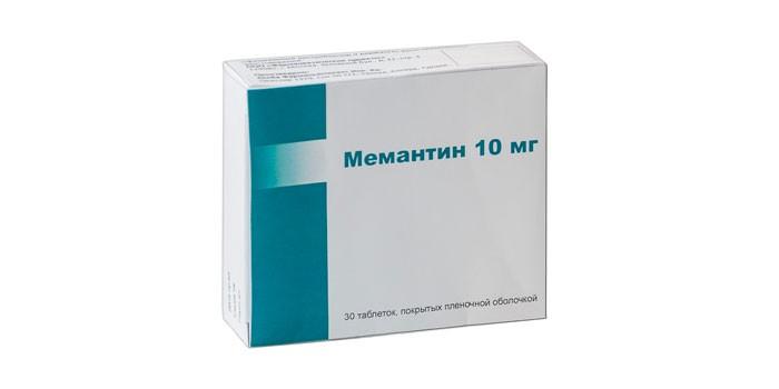 Таблетки Мемантин