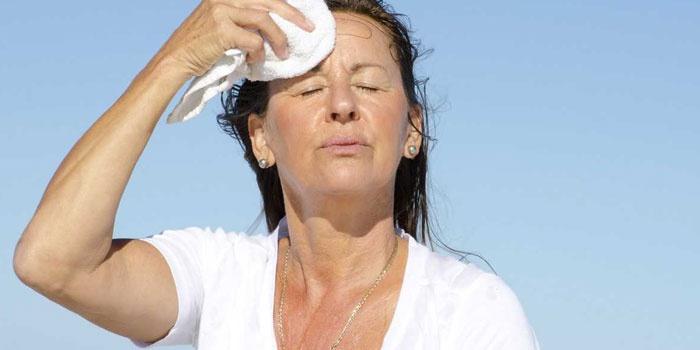 Потливость при климаксе причины лечение препараты