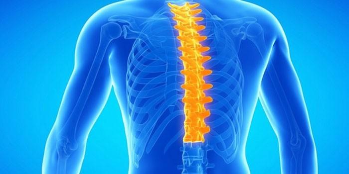 Невралгия боли в грудине и боль в спине