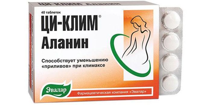 Гомеопатический препарат Ци-Клим